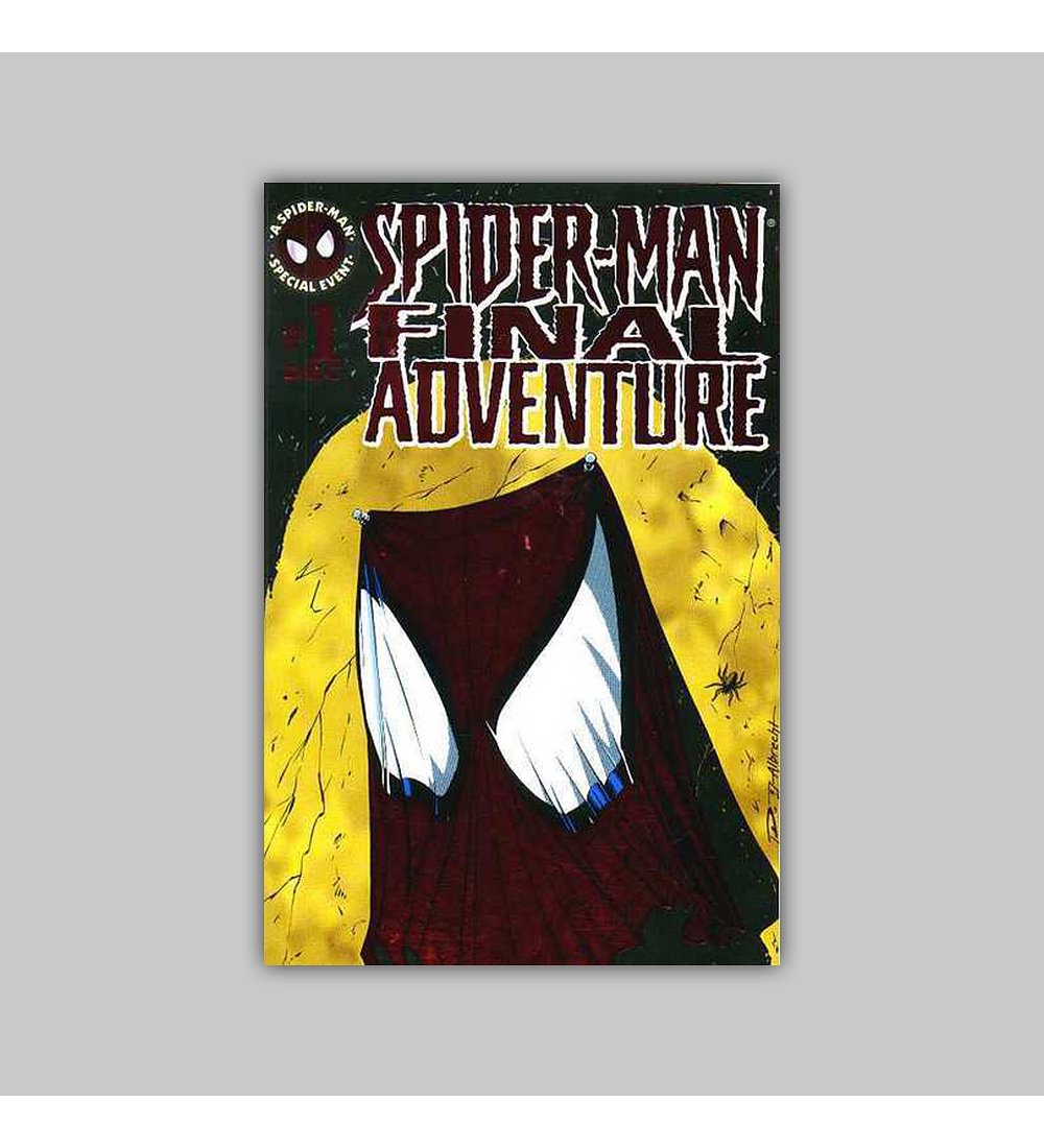 Spider-Man: The Final Adventure 1 Foil 1995