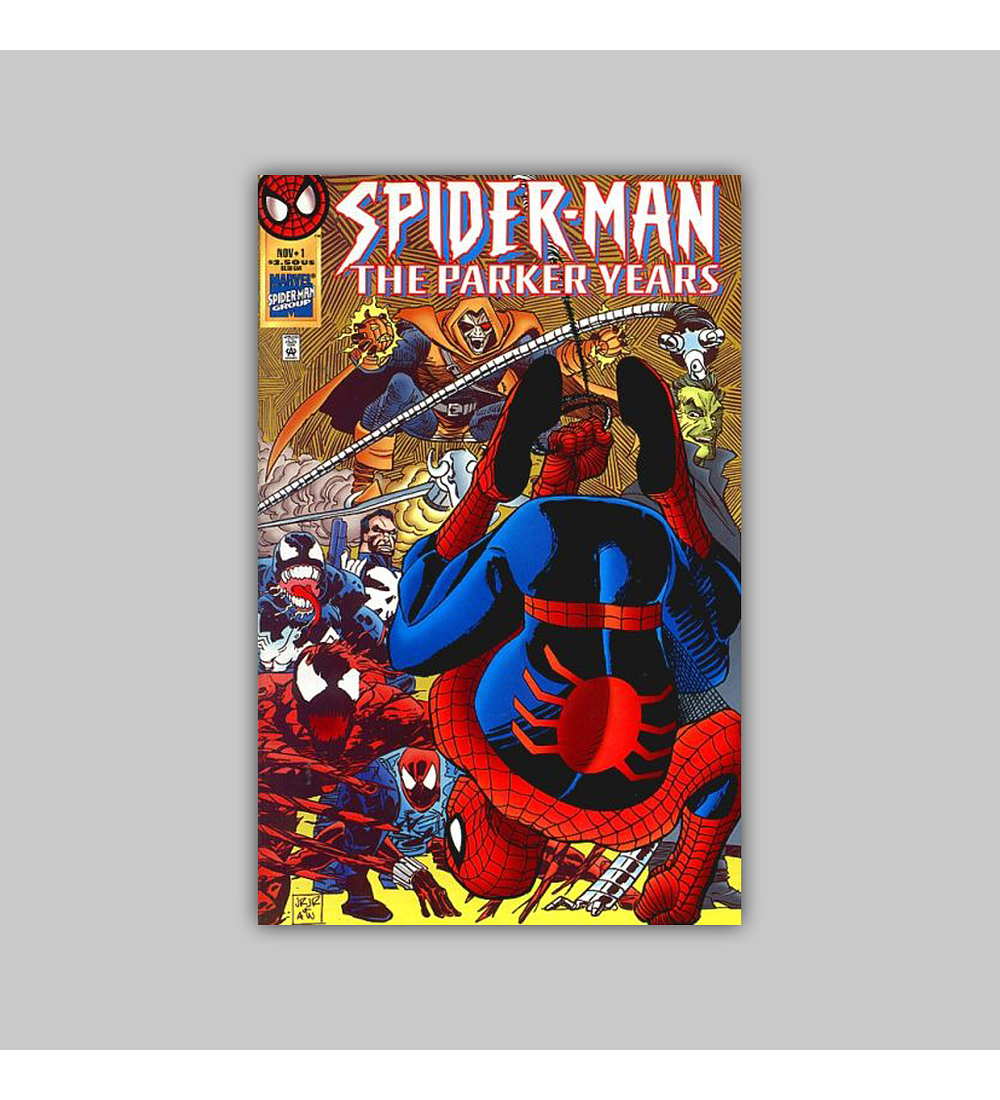 Spider-Man: The Parker Years 1995