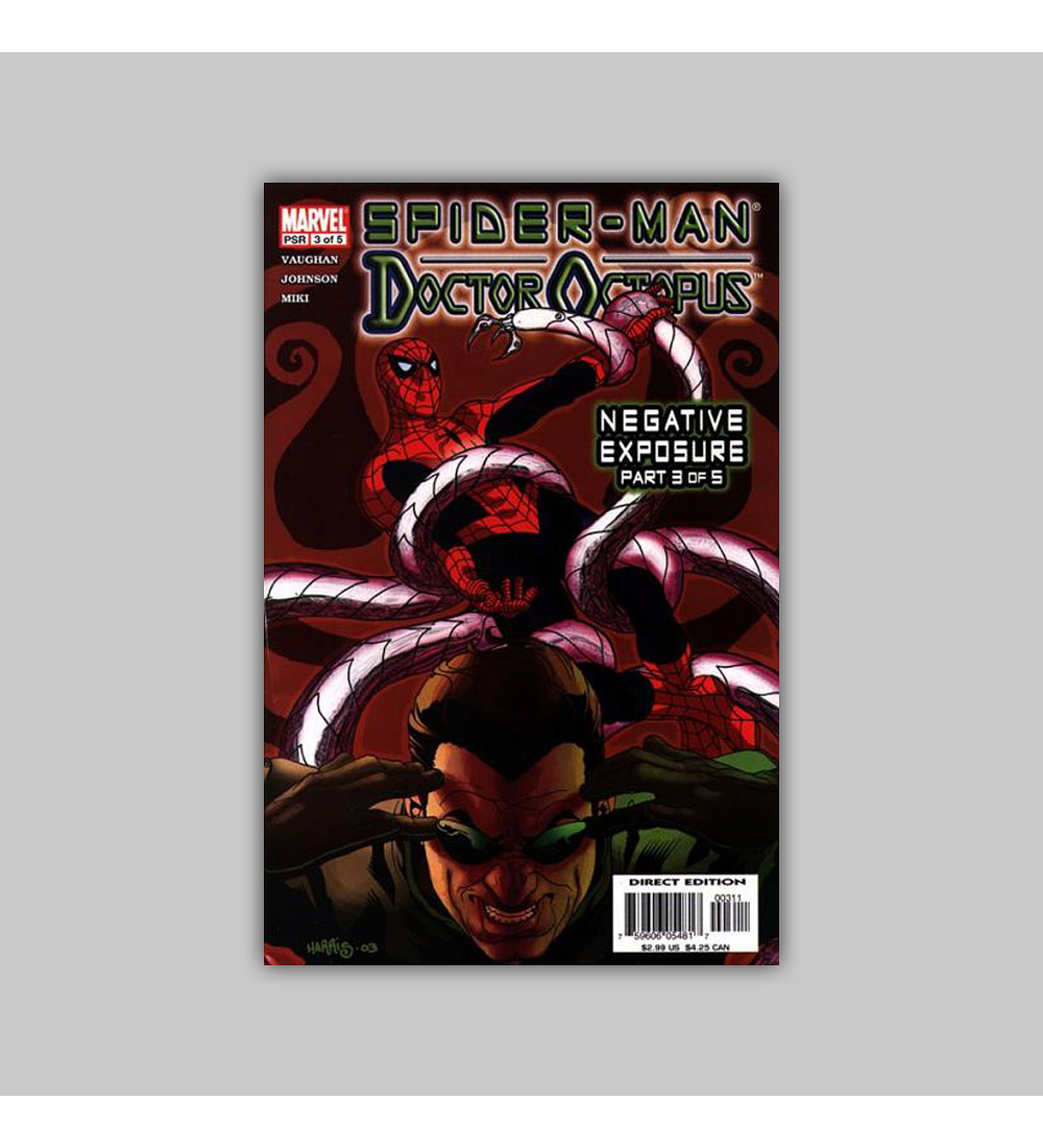 Spider-Man/Doctor Octopus: Negative Exposure 3 2004
