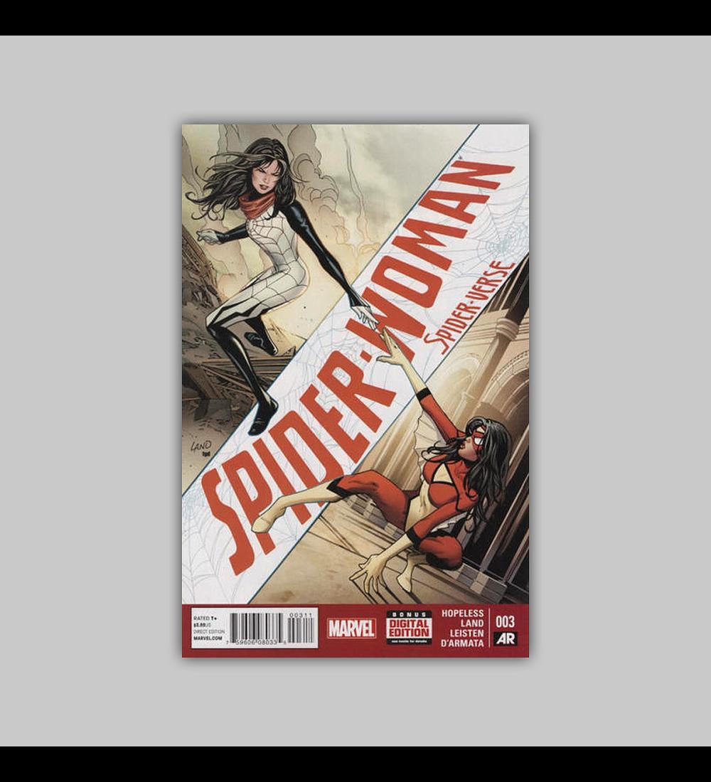 Spider-Woman (Vol. 3) 3 2015