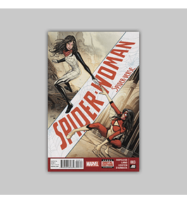 Spider-Woman (Vol. 3) 3 2015