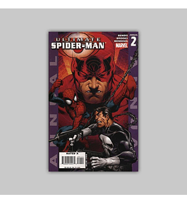Ultimate Spider-Man Annual 2 2006