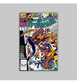Web of Spider-Man 64 1990