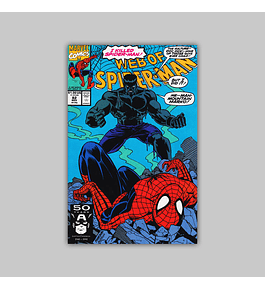 Web of Spider-Man 82 1991