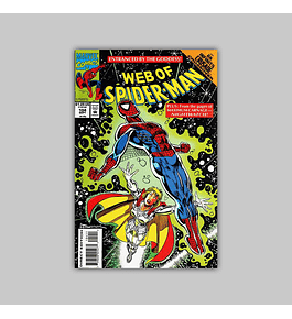 Web of Spider-Man 104 1992