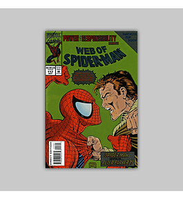 Web of Spider-Man 117 Foil 1993