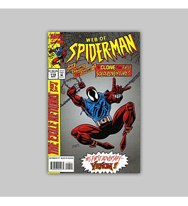 Web of Spider-Man 118 VF/NM (9.2) 1993
