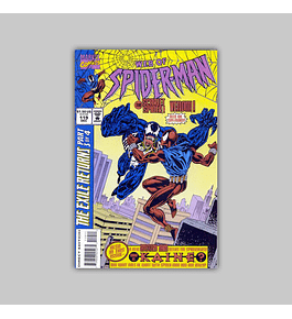 Web of Spider-Man 119 VF/NM (9.2) 1993
