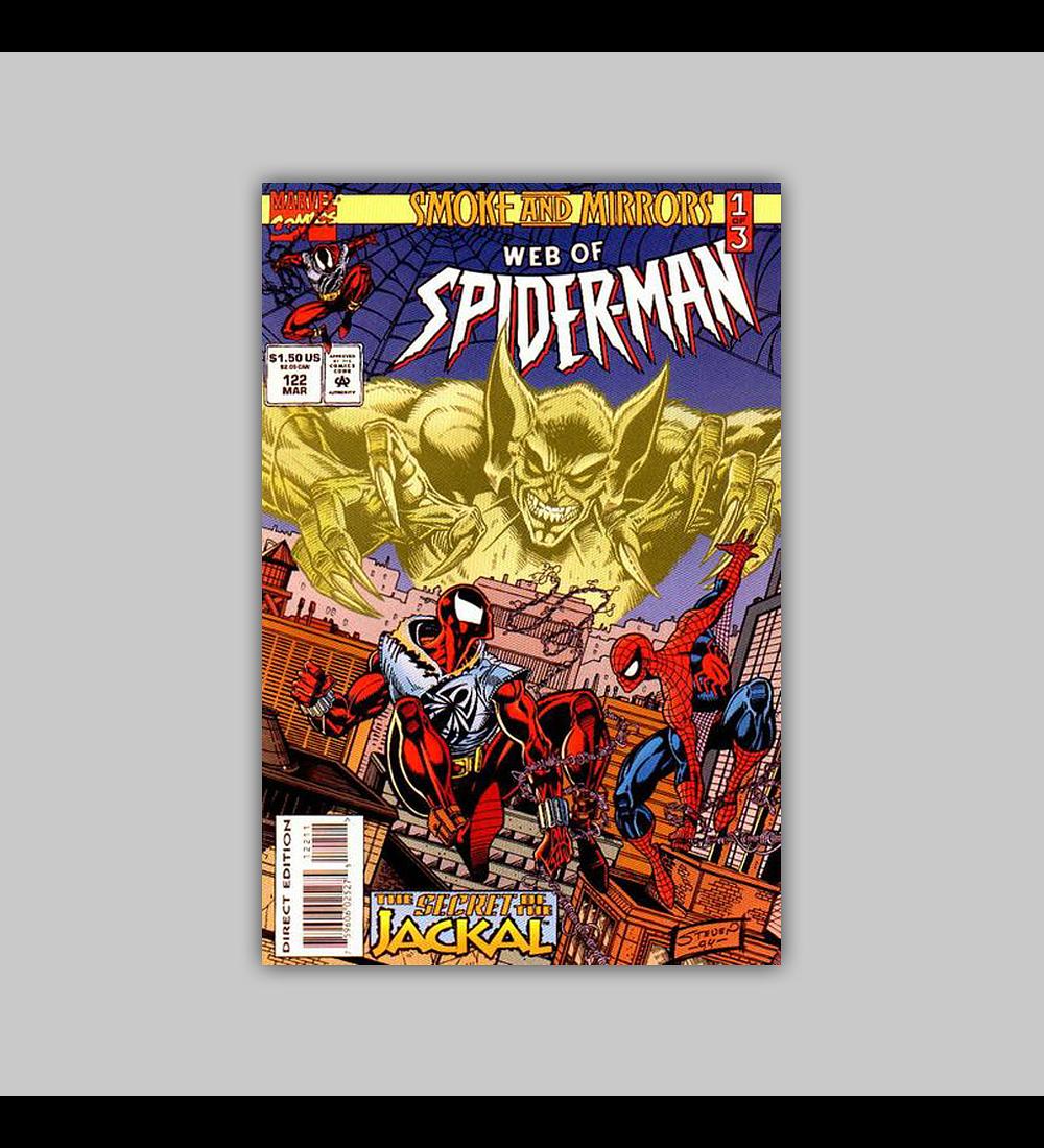 Web of Spider-Man 122 1995