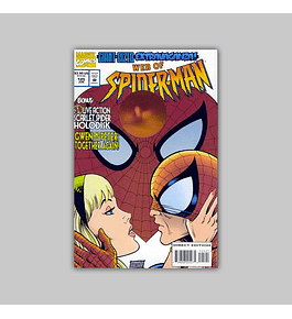 Web of Spider-Man 125 Hologram 1995