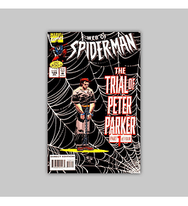 Web of Spider-Man 126 1995