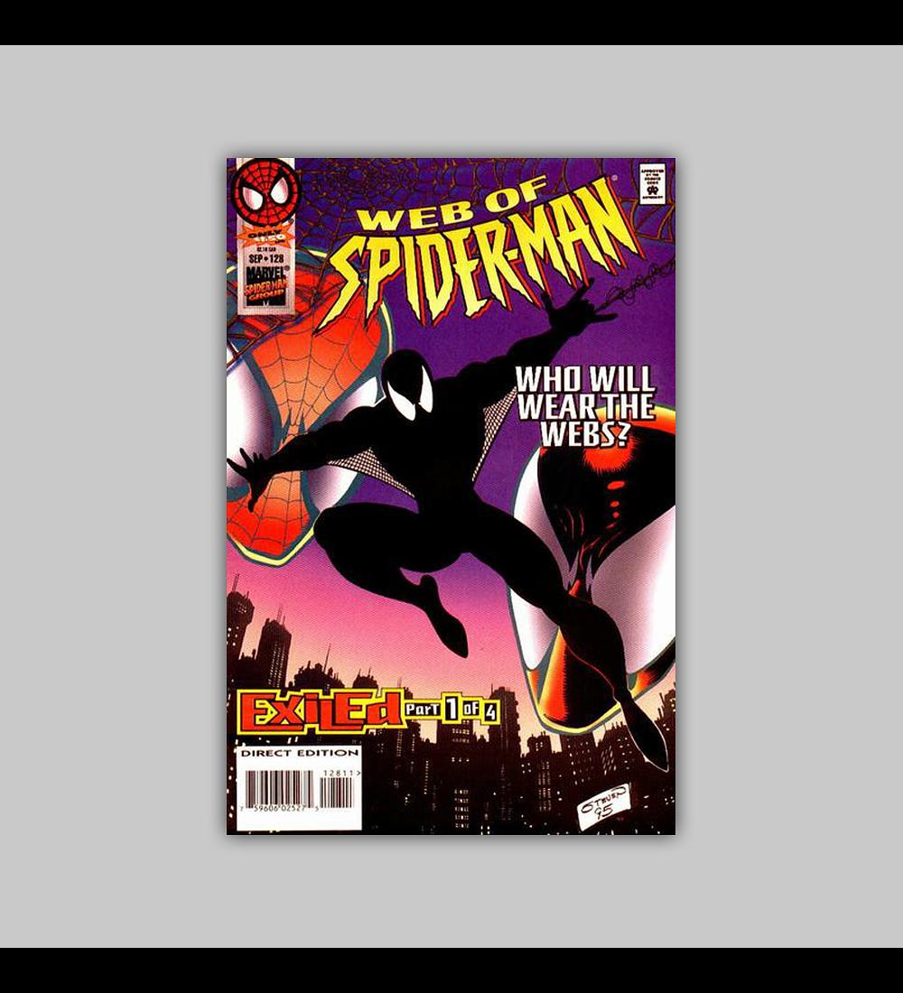 Web of Spider-Man 128 1995