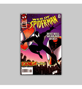 Web of Spider-Man 128 1995