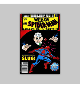 Web of Spider-Man Annual 4 1988