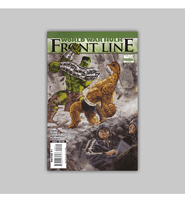 World War Hulk: Front Line 2 2007