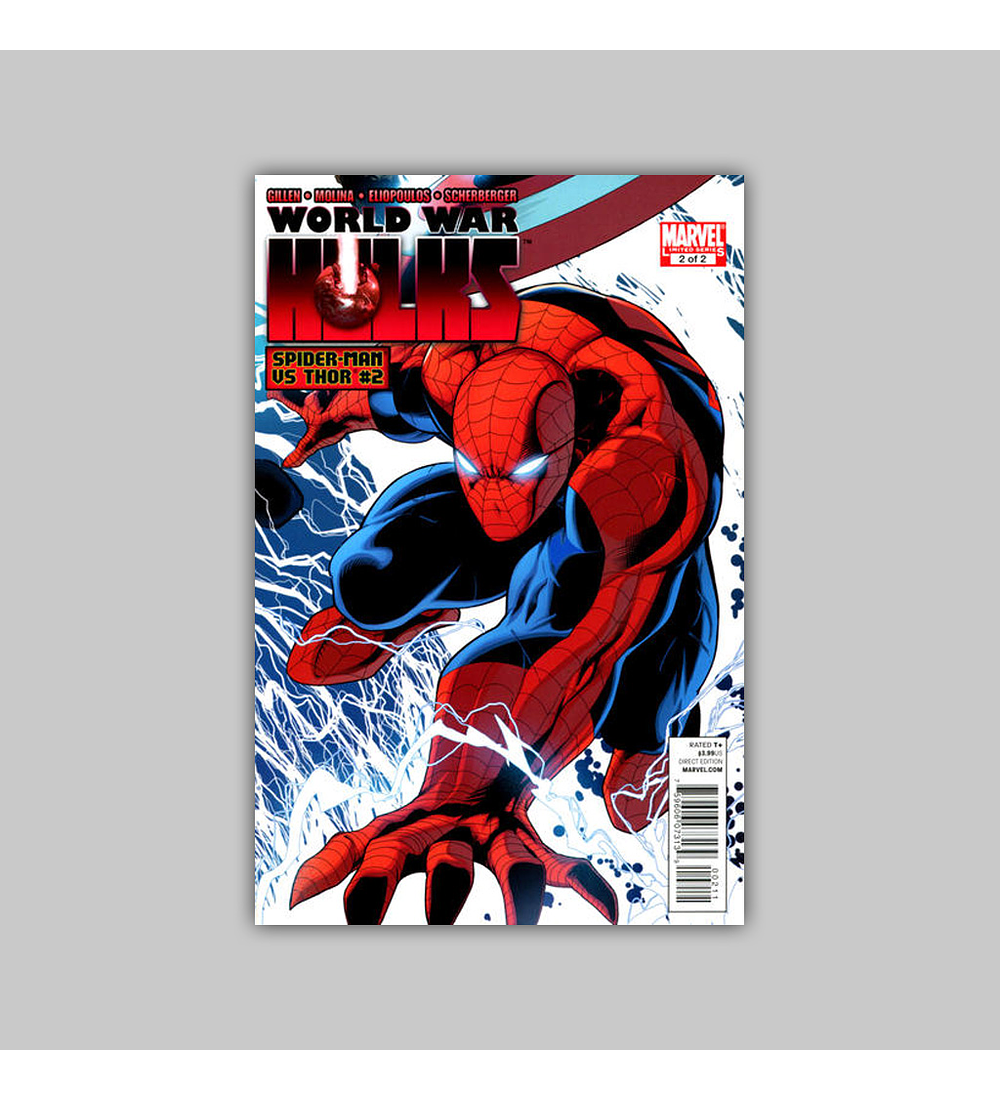 World War Hulks: Spider-Man Vs. Thor 2 2010