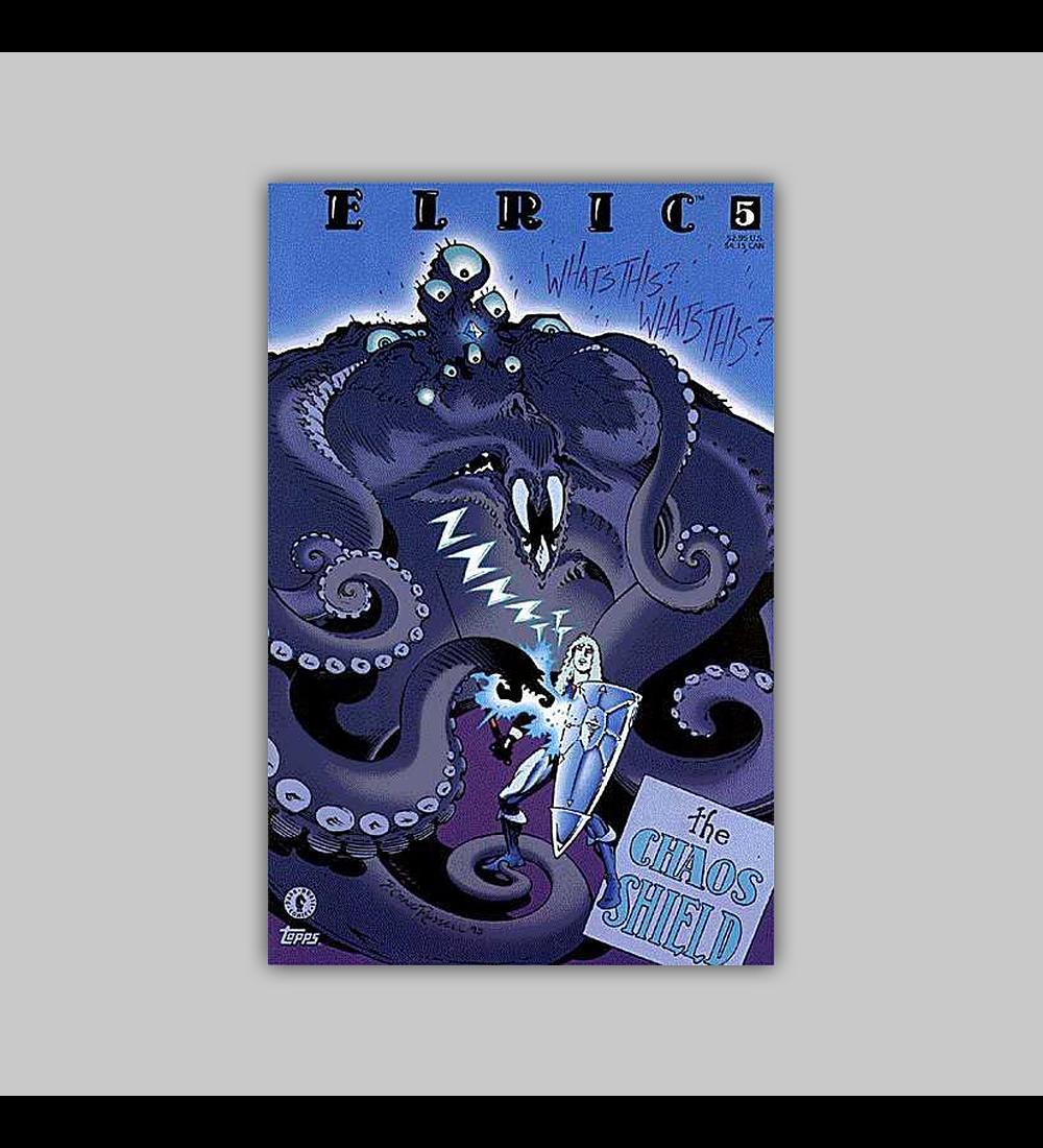 Elric: Stormbringer (complete mini-series) 1998
