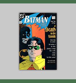 Batman 427 1988