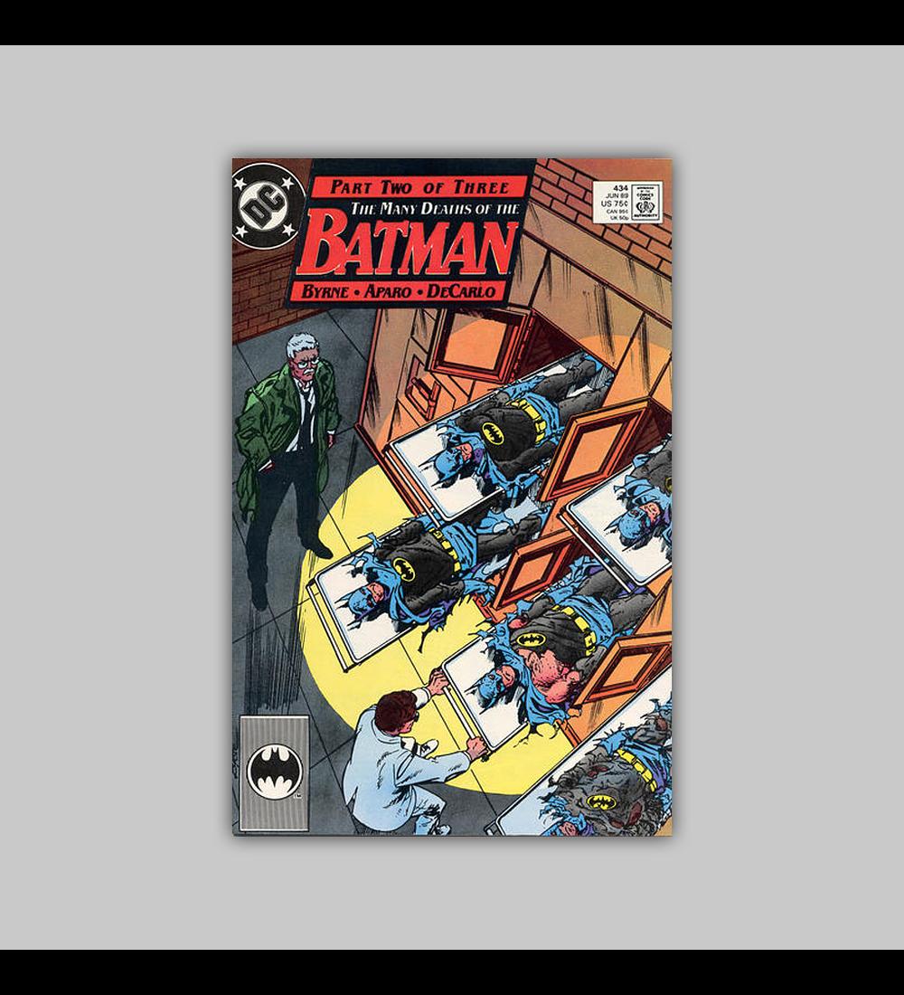 Batman 434 1989