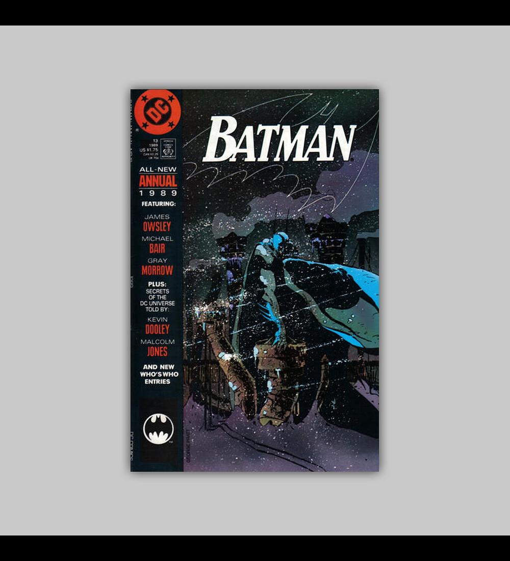 Batman Annual 13 1989