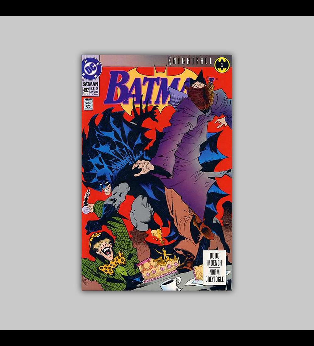 Batman 492 1993