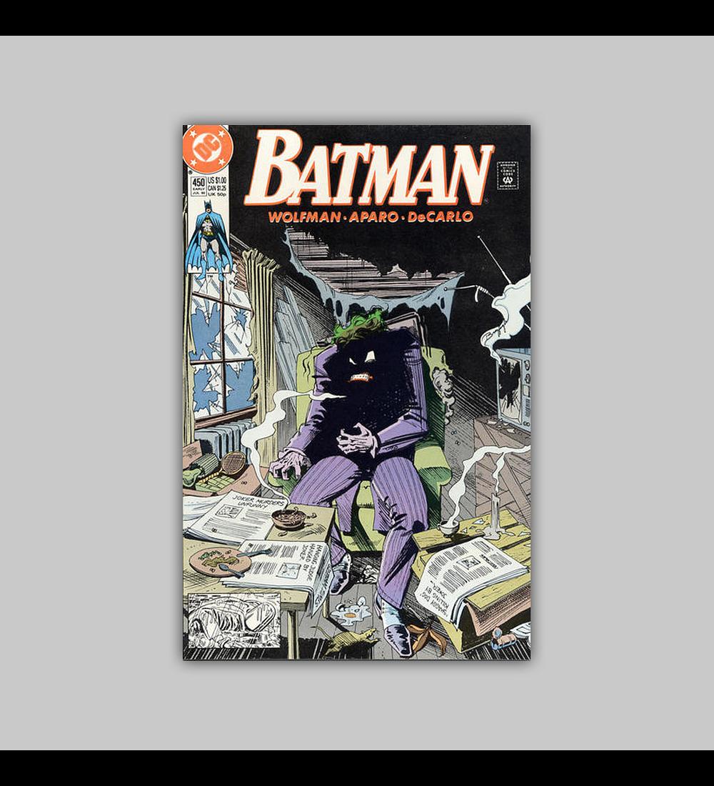 Batman 450 1990