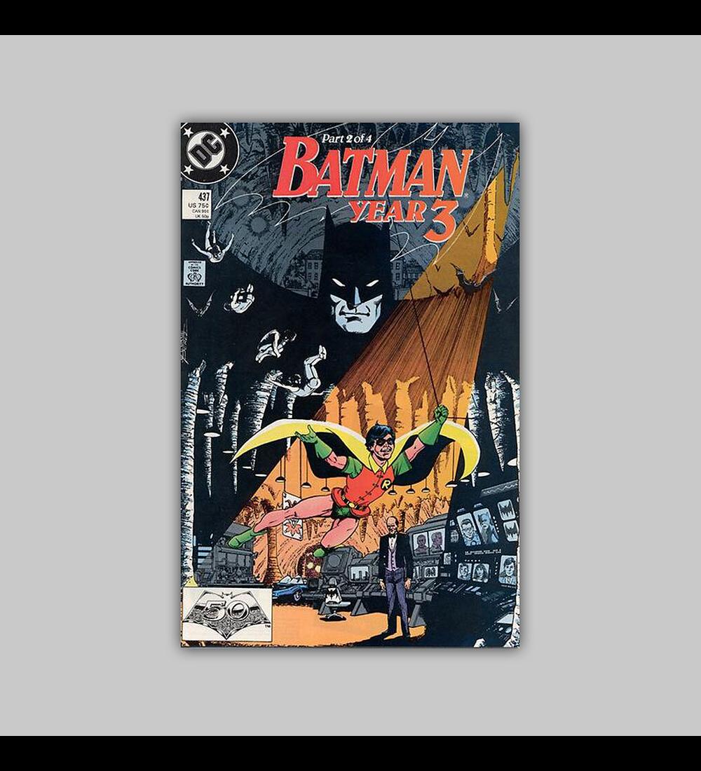Batman 437 1989