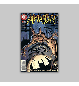 Batman: Man-Bat (complete limited series) 1996