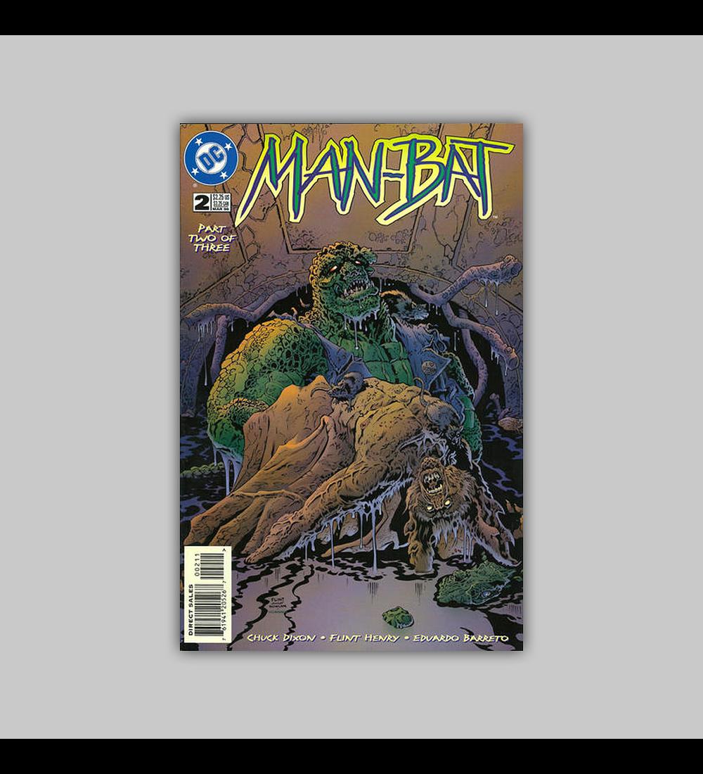 Batman: Man-Bat (complete limited series) 1996