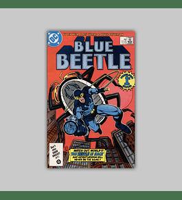 Blue Beetle 1 1986