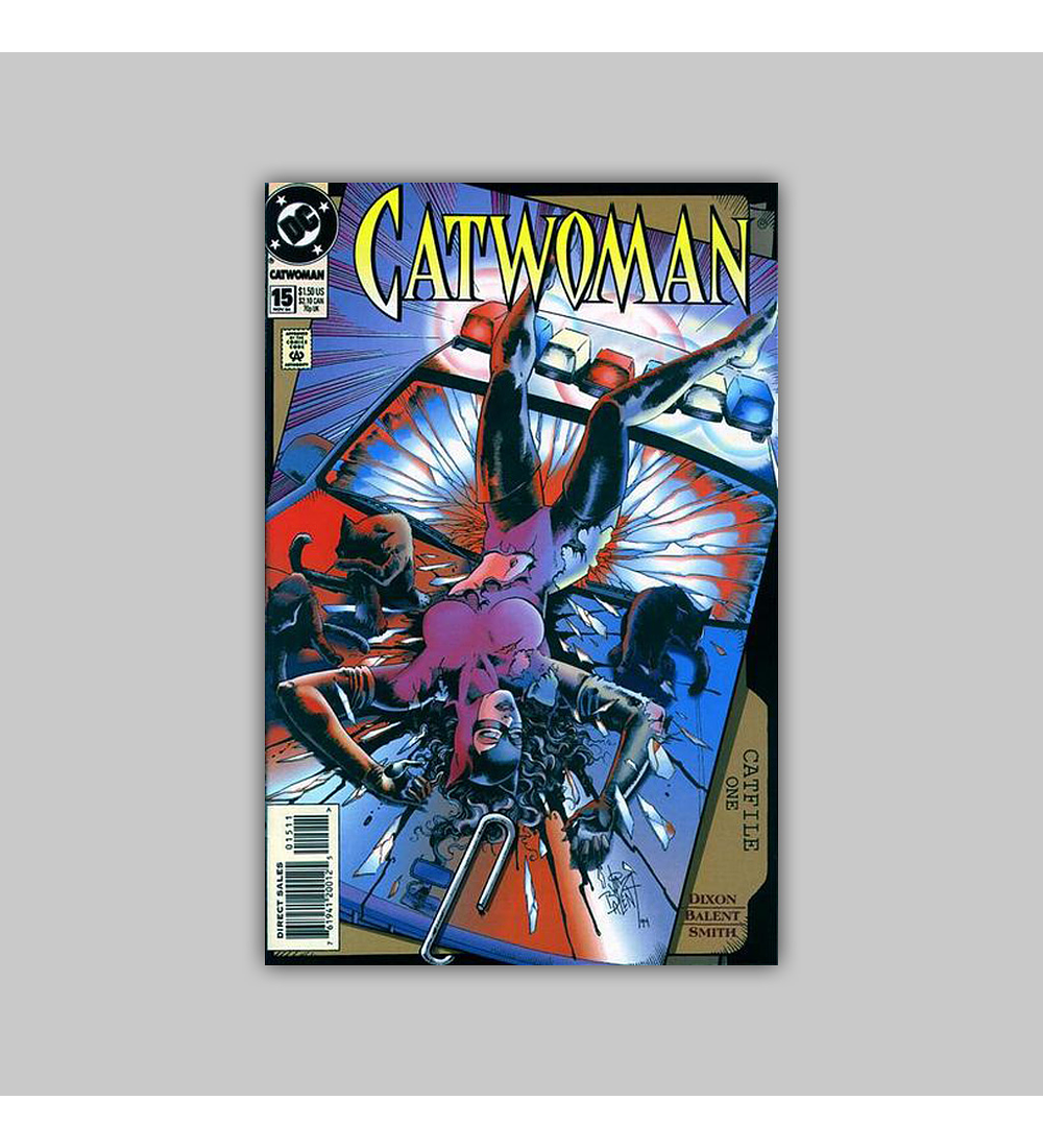 Catwoman 15 1994