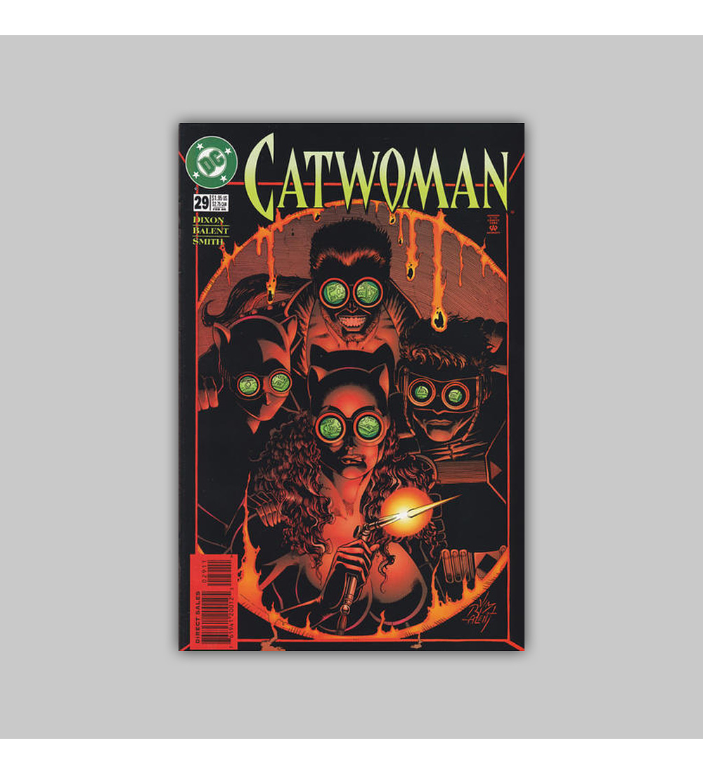 Catwoman 29 1996
