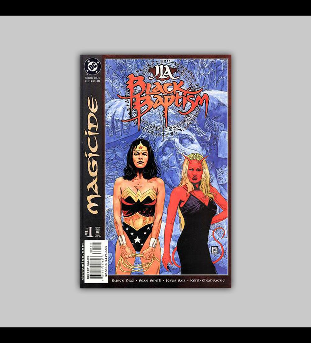 JLA: Black Baptism 1 2001