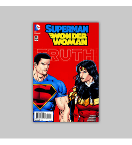 Superman/Wonder Woman 18 2015