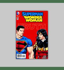 Superman/Wonder Woman 18 2015