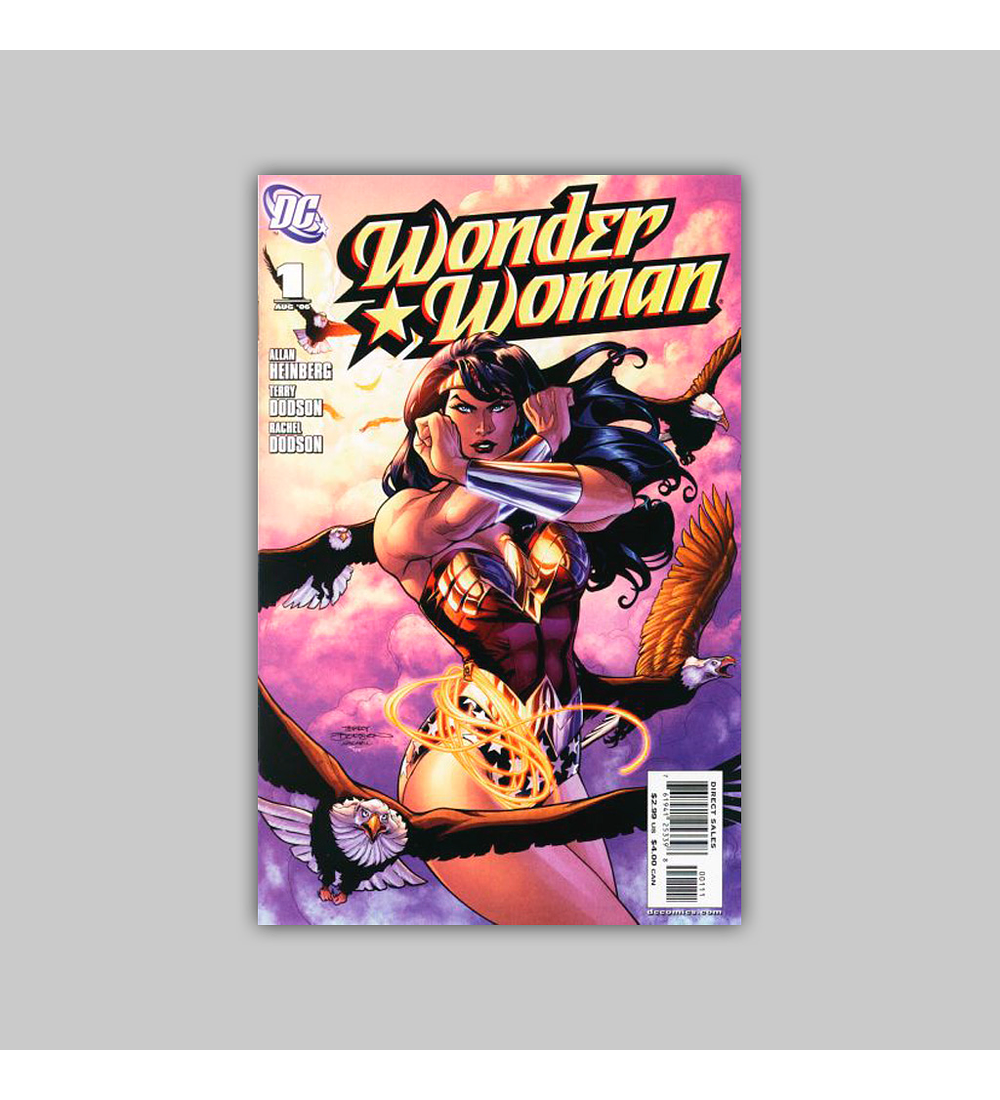 Wonder Woman (Vol. 3) 1 2006