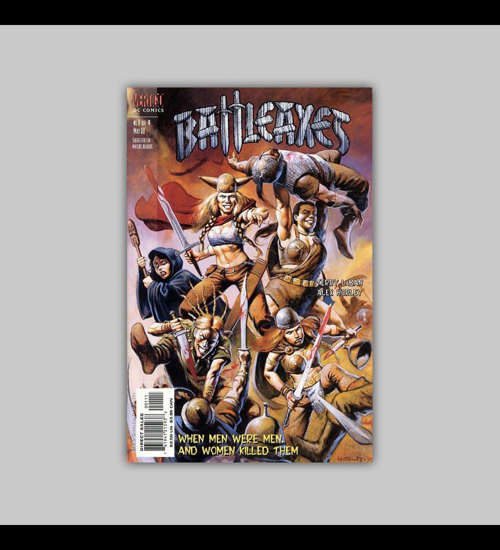 Battleaxes 1 2000
