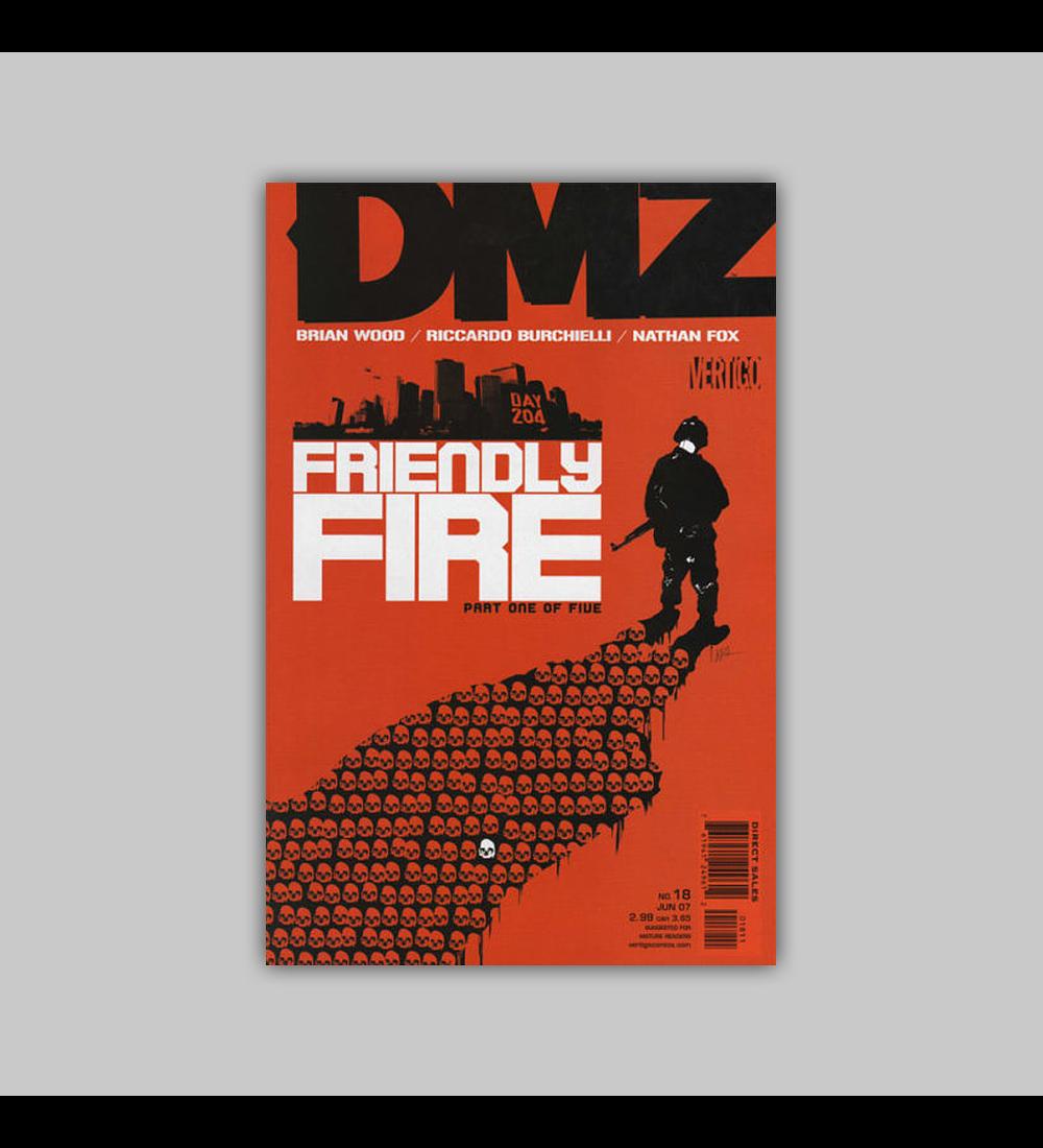 DMZ 18 2007