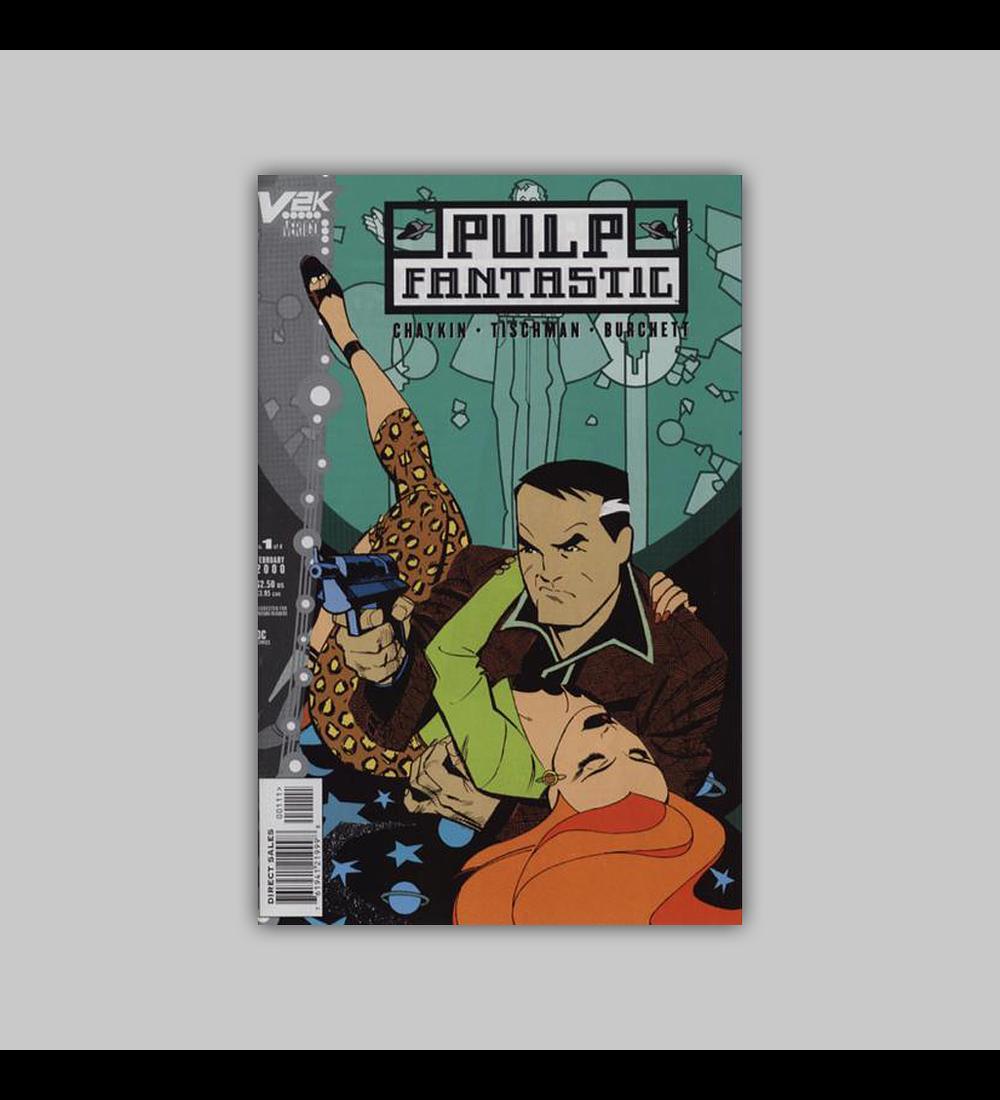 Pulp Fantastic 1 2000