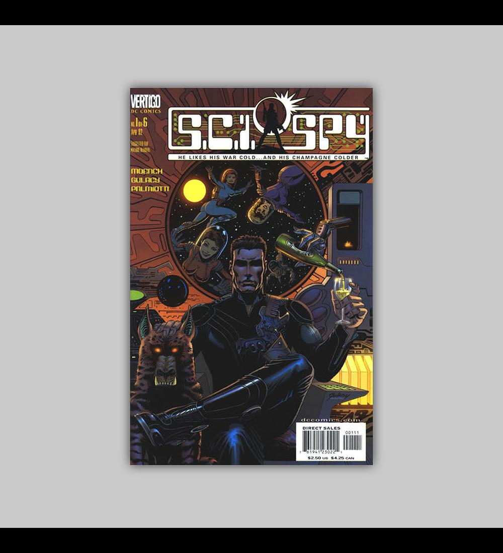 Sci-Spy 1 2002