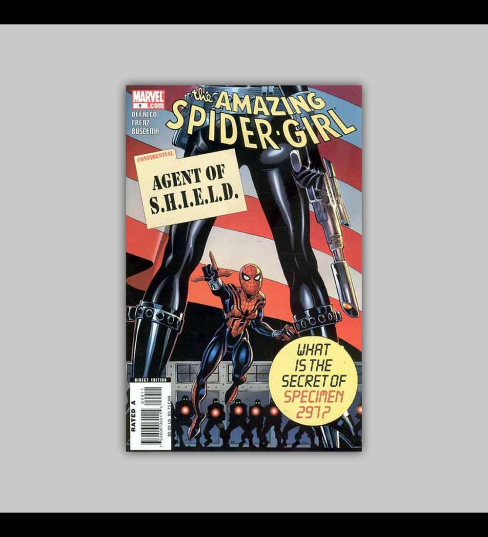 Amazing Spider-Girl 9 2007
