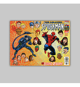 Amazing Spider-Man (Vol. 2) 1 A 1999