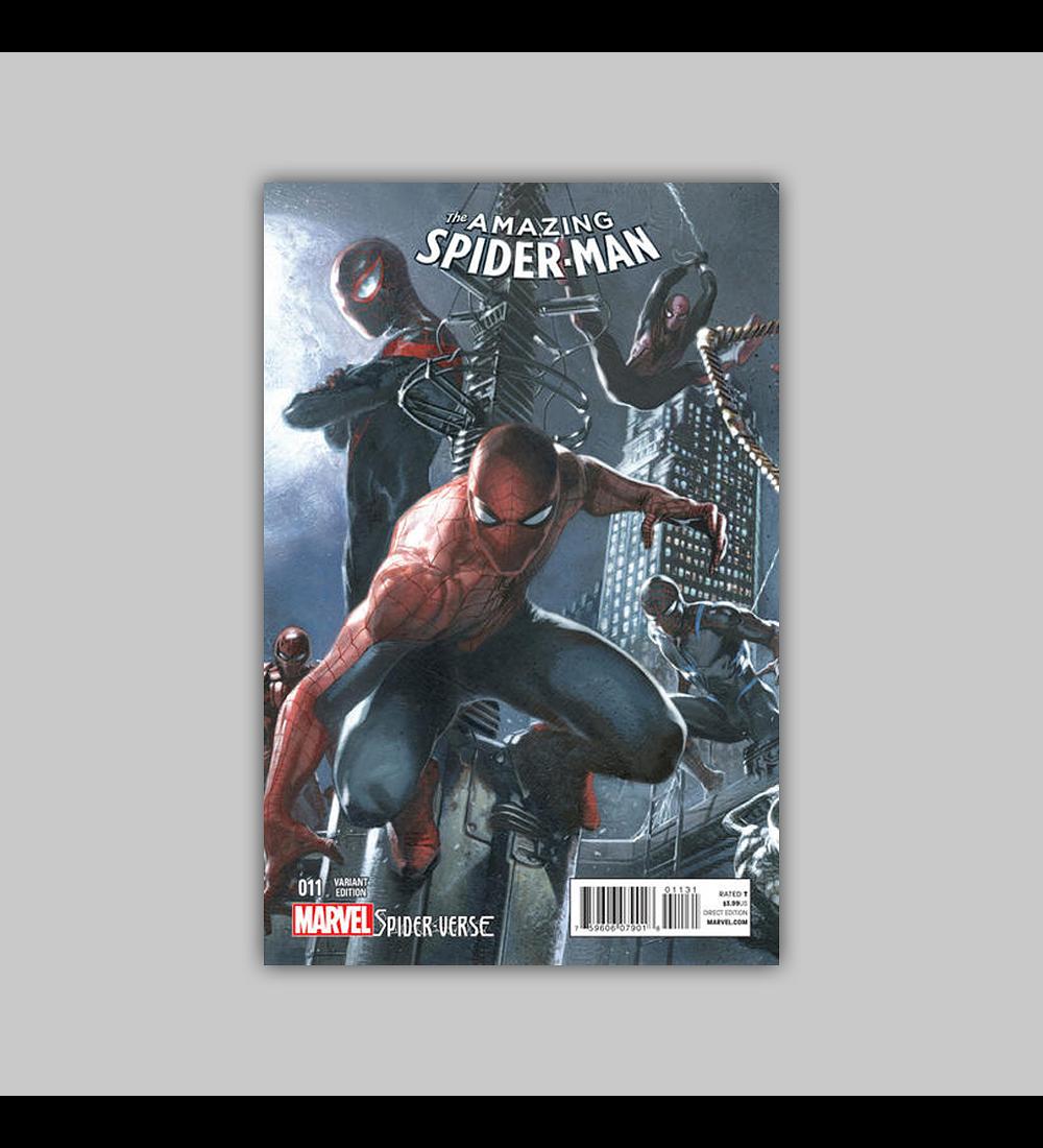 Amazing Spider-Man (Vol. 3) 11 C 2015