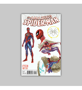 Amazing Spider-Man (Vol. 4) 1 L 2015