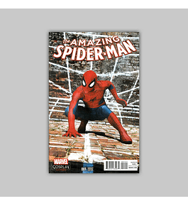 Amazing Spider-Man (Vol. 4) 1 D 2015