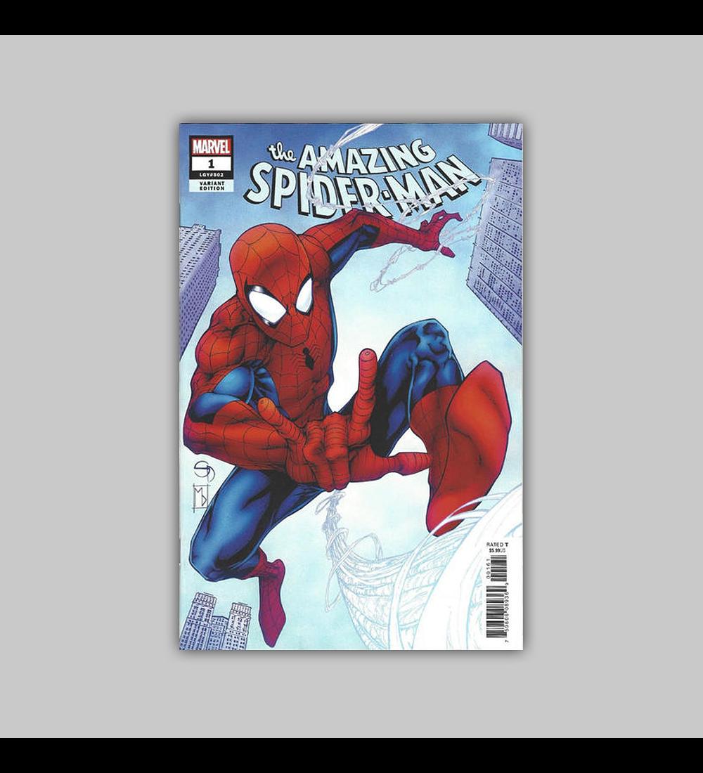 Amazing Spider-Man (Vol. 5) 1 F 2018