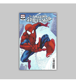 Amazing Spider-Man (Vol. 5) 1 F 2018