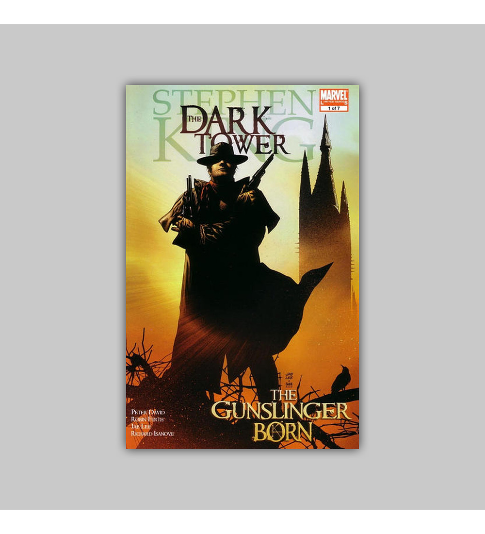 Dark Tower: The Gunslinger Born 1 2007
