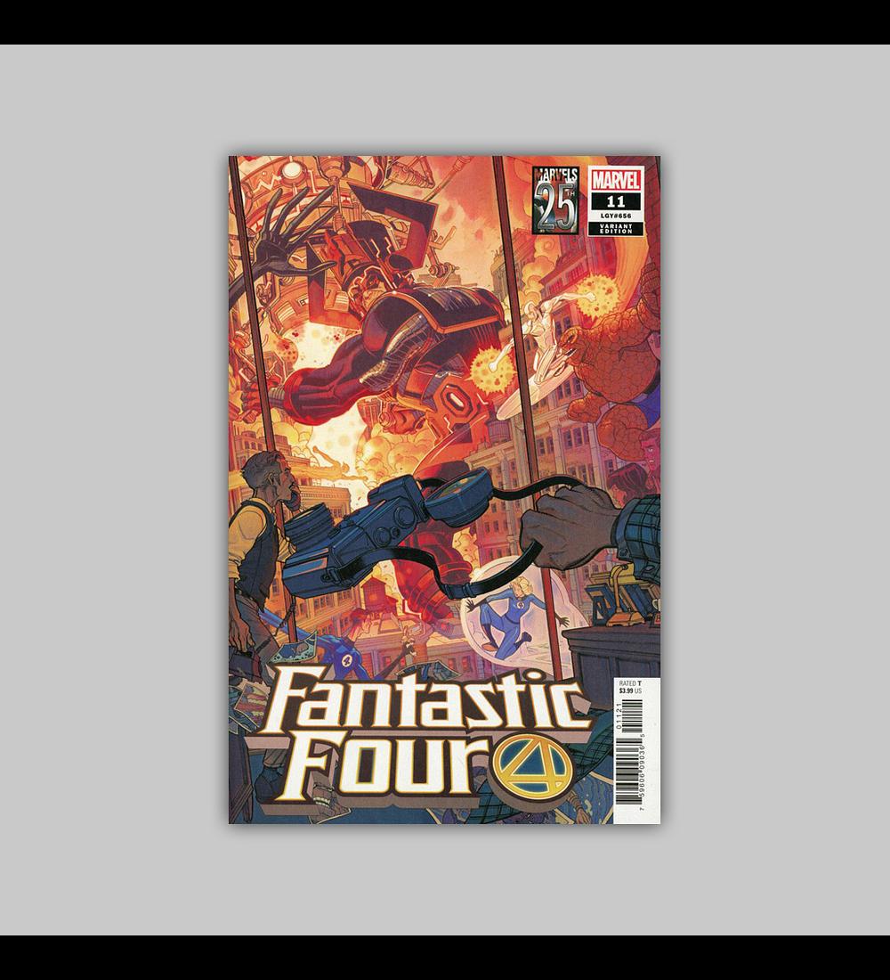 Fantastic Four (Vol. 6) 11 B 2019