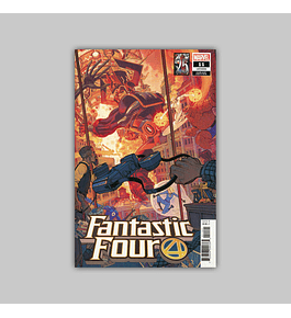 Fantastic Four (Vol. 6) 11 B 2019